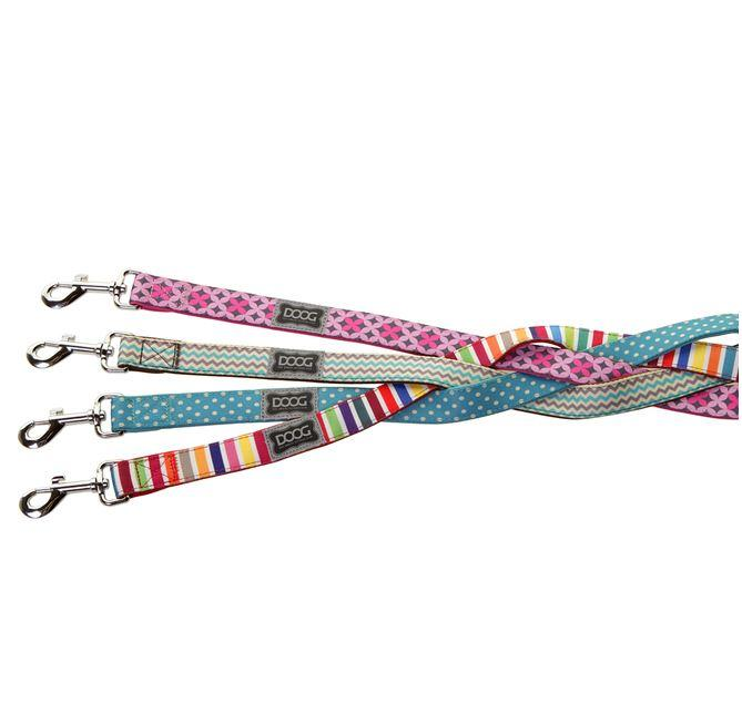 DOOG dog leads - variety