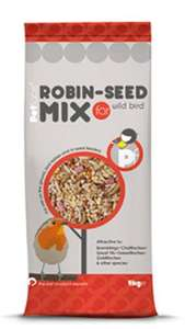 Petface Robin Seed Mix For Wild Birds