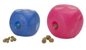 buster soft food cube for dogs with treats