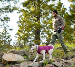 Ruffwear K9 Overcoat Outdoor Fleece Lined Jacket