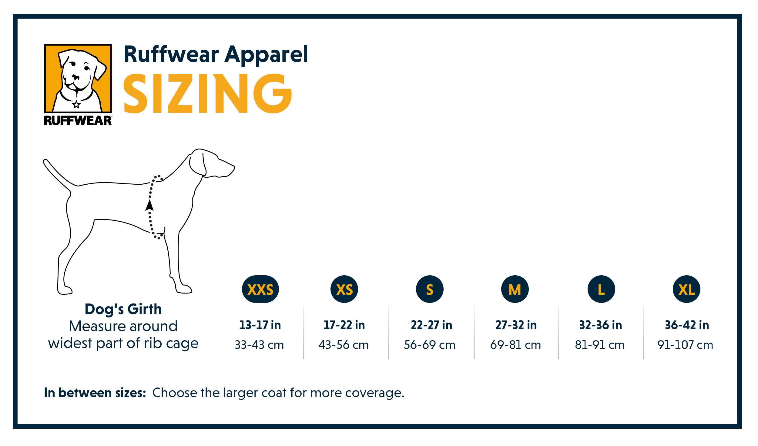 Ruffwear Sun Shower Waterproof Dog Jacket