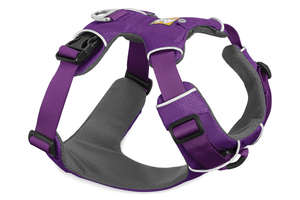 Ruffwear Front Range Harness For Dogs Tilansia Purple