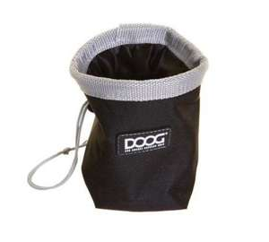 DOOG Good Dog Treat Pouch Small Open