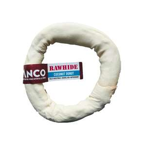 Anco Rawhide Coconut - Donut Medium