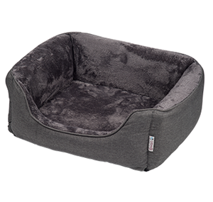 Gor Pets Ultim@ Dog Bed - Grey