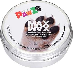 Pawz Max Wax Paw Protection 60g