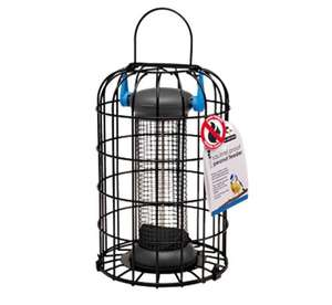 Petface Squirrel Proof Wild Bird Feeder Peanut