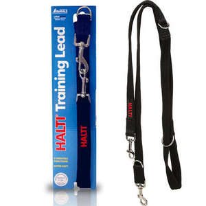 Halti Training Lead For Dogs Black