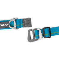 Ruffwear Crag Dog Collar  Talon Hook Open