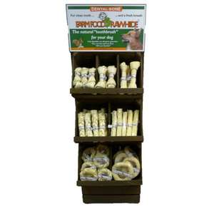 Farm Food Rawhide display