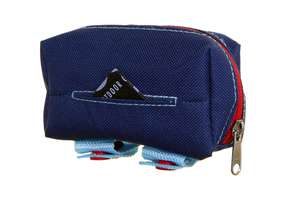 DOOG Walkie Pouch - Navy/Red