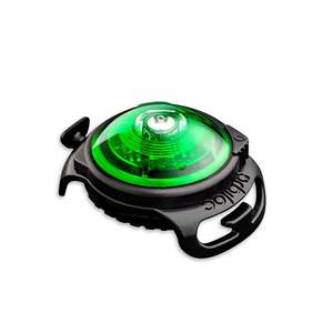 Orbiloc Dog Dual Safety Light Green
