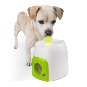 AFP fetch n trreat interactive toy for dogs