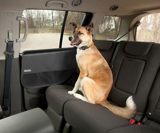 kurgo car door guard for dogs. Black Bedroom Furniture Sets. Home Design Ideas