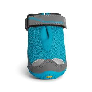 Ruffwear Grip Trex Dog Boots Blue Spring Single Boot