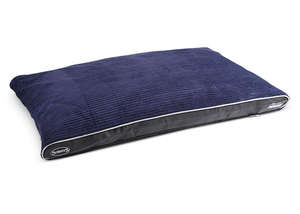 Scruffs Milan Orthopaedic Pet Mattress For Dogs - Navy Blue