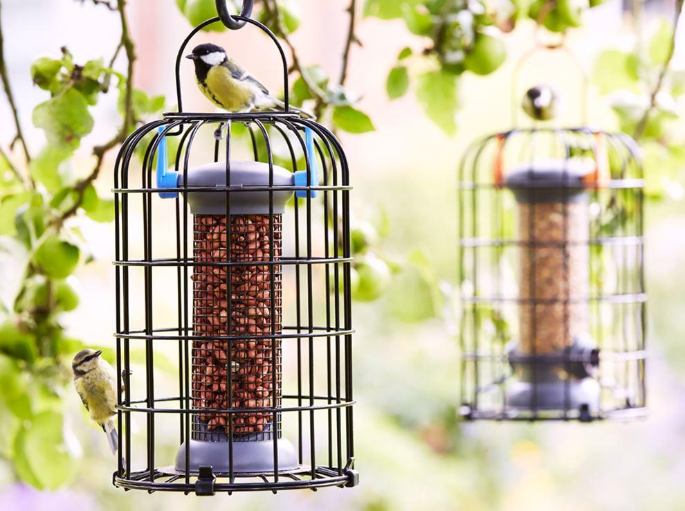 Petface Squirrel Proof Wild Bird Feeders