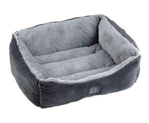 Gor Pets Dream Slumber Bed For Dogs Grey Stone