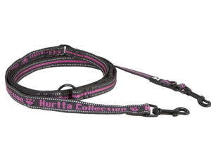 Hurtta Outdoors Training Leash Raspberry
