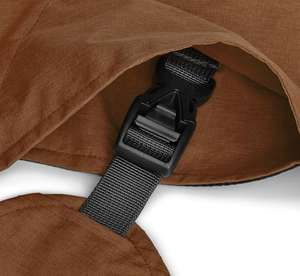Ruffwear K9 Overcoat Buckle Detail