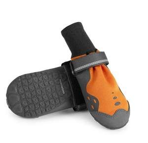Ruffwear Summit Trex Dog Boots Burnt Orange