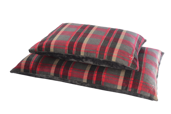 Gor Pets Camden Comfy Cushion - Red