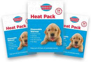 Smart Pet Love Replacement Heat Pack of 3