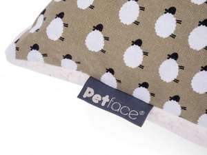 Petface Sleepy Sheep Dog Pillow