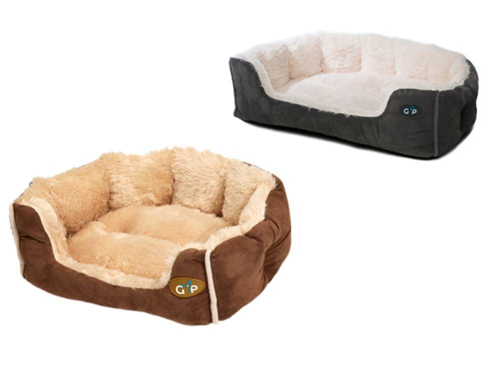 Gor Pets Nordic Snuggle Dog Beds