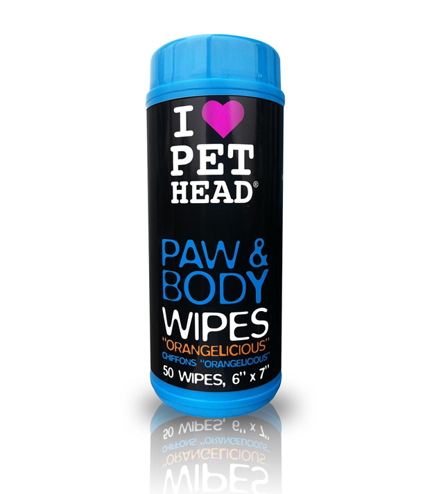 Pet Head My Paw & Body Wipes