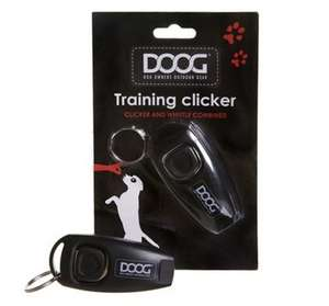 DOOG Good Dog Training Clicker Boxed