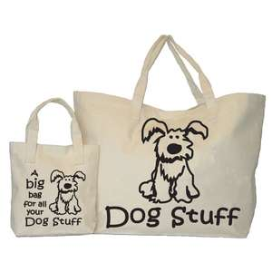 Moorland Rider Dog Stuff Big Bag
