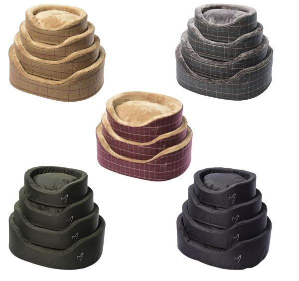 Gor Pets Premium Bed Collection For Dogs