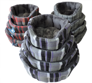 Gor Pets Camden Deluxe Dog Bed Collection
