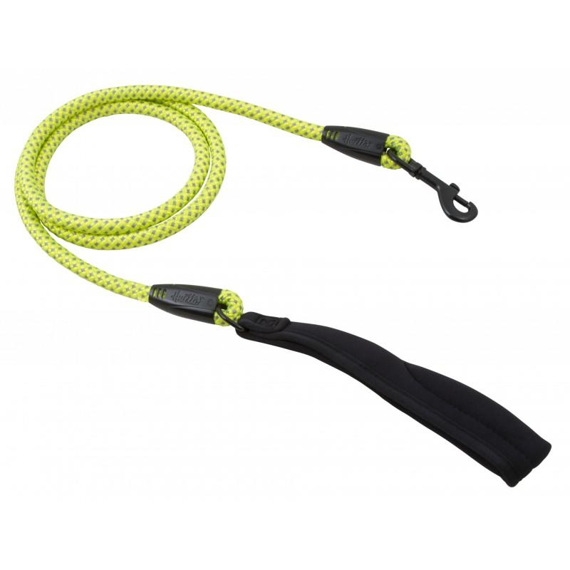 Hurtta Lifeguard Dazzle Rope Leash Yellow
