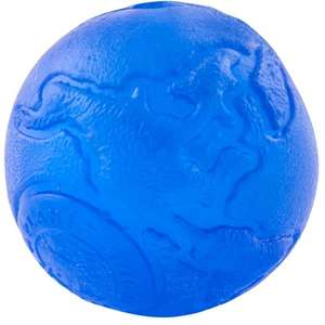 Planet Dog Single Colour Orbee-Tuff Orbee Ball Royal Blue