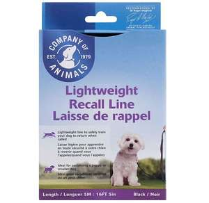 Clix Lightweight Long Line For Recall and Dog Training