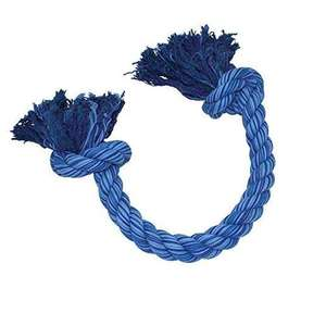Happy Pet Nuts For Knots King Size Tug Rope - Blue