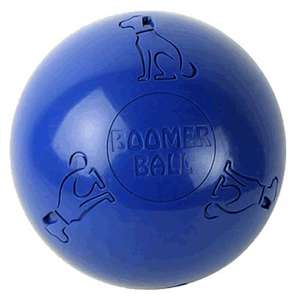 Company Of Animals Boomer Ball Dog Toy Blue