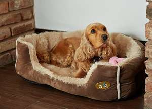 Gor Pets Nordic Snuggle Bed For Dogs