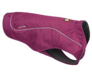 Ruffwear K9 Overcoat Larkspur Purple