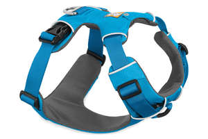 Ruffwear Front Range Harness For Dogs Blue Dusk