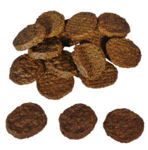 All Natural Beef Patties Meat Dog Treat