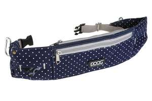 DOOG Walkie Belt For Dog Walking - New - Navy/Yellow