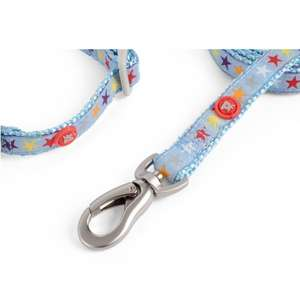 Little Petface Puppy Collar and Lead Set lead clip