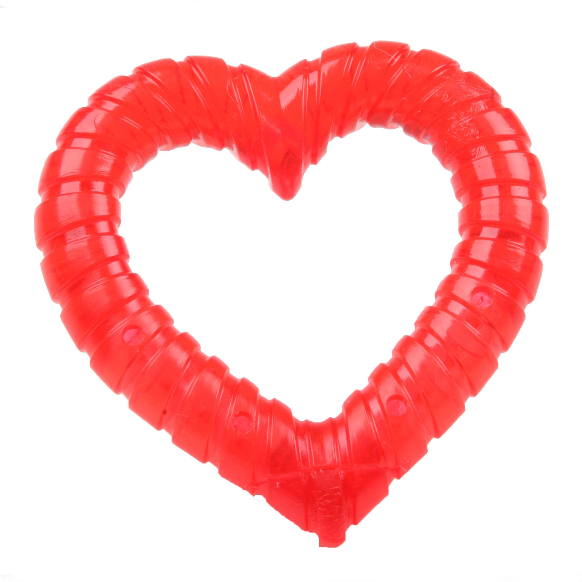 Smart Pet Love Puppy Teething Aid Red Heart