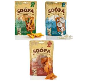 Soopa Natural Chews for Dogs