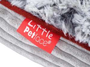 Little Petface puppy mattress cord detail