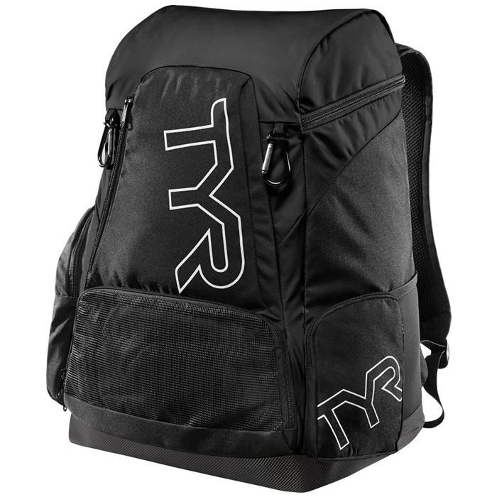 The black TYR Alliance 45L Backpack