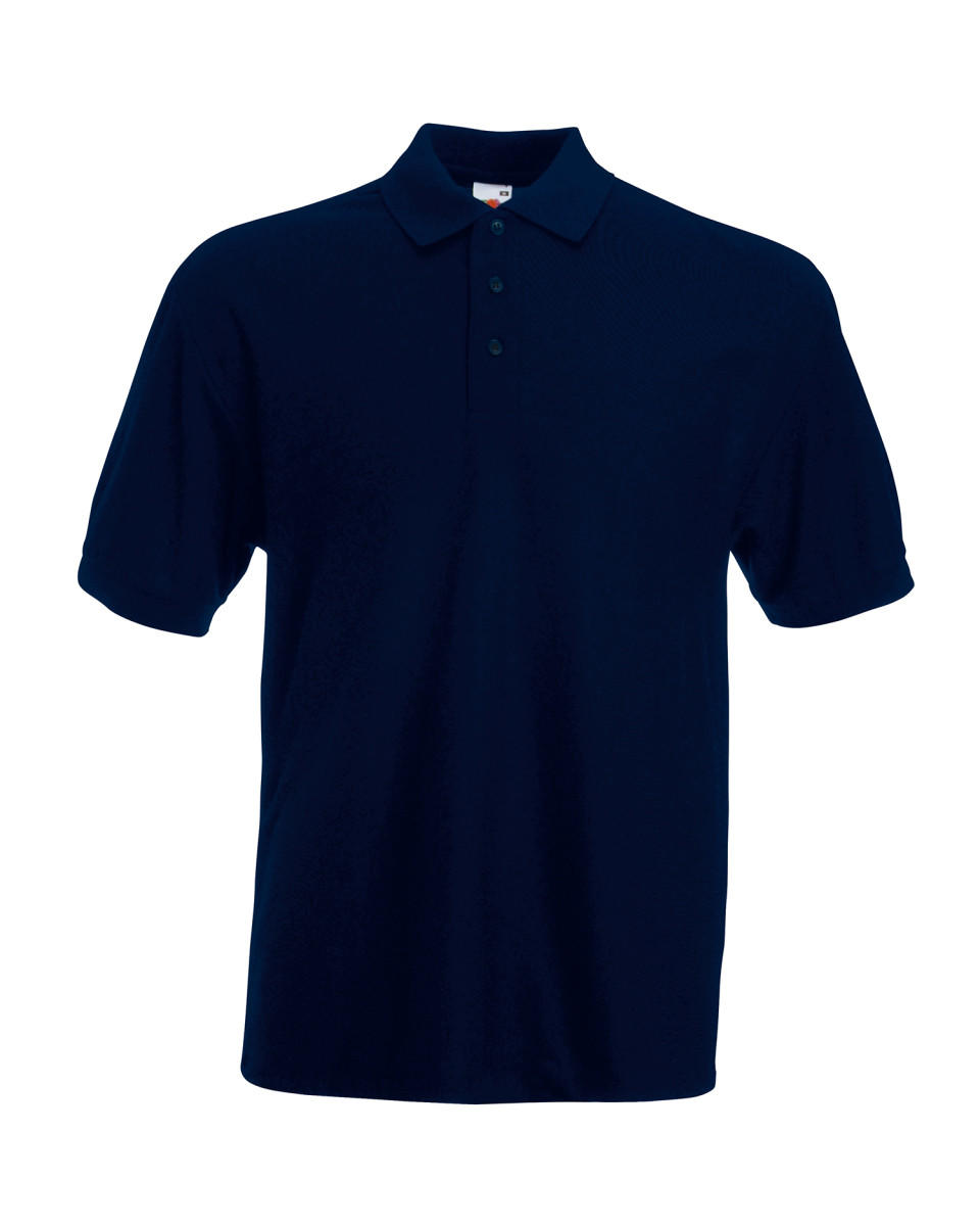 Deep Navy Classic Polo Shirt